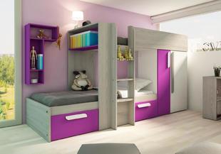 łóżka Piętrowe Dla Dzieci Chłopców I Dziewczynek Meble Aldo