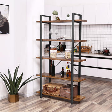 Industrialny design,regał Storage rustic