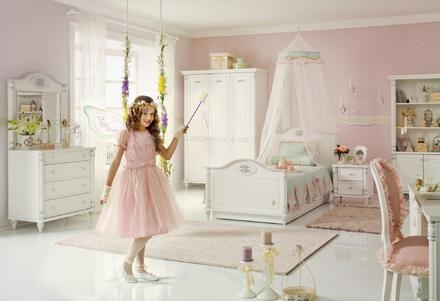 Tematyczne Pokoje Dziecięce Dla Dziewczynki Meble Aldo