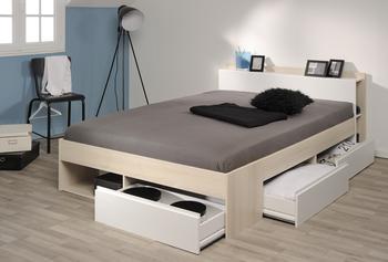 Tanie łóżka Inspirowane Francją Meble Aldo