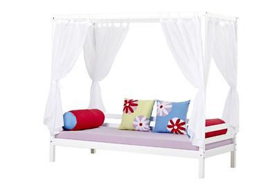Dziecięce łóżko Z Baldachimem Sen Każdej Dziewczynki