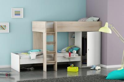łóżko Piętrowe Z Możliwością Zmiany Układu Meble Aldo