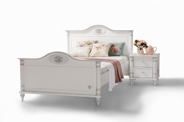 łóżka Młodzieżowe Dwuosobowe 140x200 Cm Meble Aldo